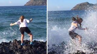 TRY NOT TO LAUGH - BEST SUMMER FAILS COMPILATION   Funny Water Fails Videos July 2019
