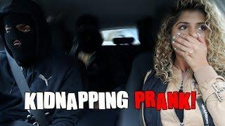 EXTREME KIDNAPPING MY GIRLFRIEND PRANK!! *Gone too far*