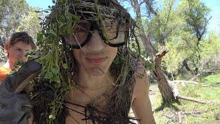 It's In The Swamp | I become A Human Septic Sponge Chasing it. Funny Nature & Fun Travel. 4K