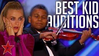 AMAZING Kid Auditions On America's Got Talent 2019! | PART 1 | Got Talent Global