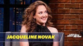 Jacqueline NovakWants to Put on Her Show in a Haunted Theater