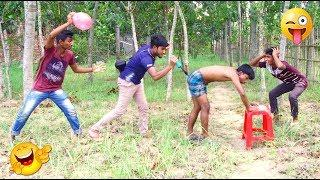 Must Watch New Funny ???? ???? Comedy Videos 2019 - Episode 100 - Funny Vines || #SohelAhmed