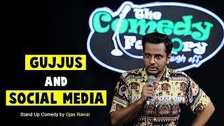 Gujjus and Social Media | Gujarati Stand-Up Comedy by Ojas Rawal