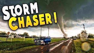 FIRST LOOK : Capturing Nature's Destruction in the Most Danger Way - Storm Chasers Gameplay