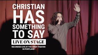 Christian's Got Sumpin To Say | Stand Up Comedy | Mike Falzone