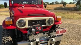 PWW SPECIAL - Toyota FJ40 with Cummins 2.8L Turbo Diesel Swap (Blasphemy?)