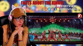 AMERICAN GIRL Reaction To | 50 Facts About THE KINGS | King United Success Story | REACTION