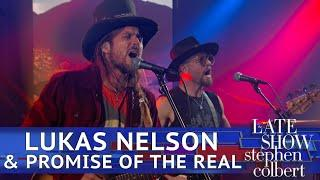 Lukas Nelson & Promise Of The Real Perform 'Bad Case'