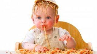 Funny Babies Reaction to Food -  Cute Baby Videos