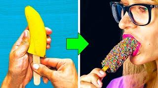 36 FUNNY FOOD LIFE HACKS AND PRANKS || Easy Recipes, Cooking Tips And Kitchen Hacks