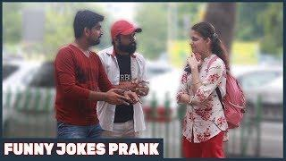 Funny Jokes Prank On Cute Girls Ft. The Hungama Films| BB Pranks