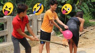 Non Stop Laughing Garo funny Video 2019????????try not to laugh|| max b sangma.