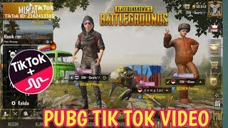 PUBG TIK TOK FUNNY MOMENTS AND FUNNY DANCE (PART 41) || BY PUBG TIK TOK