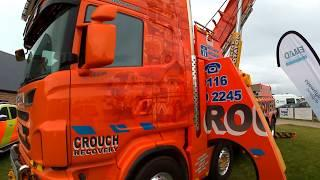 2010 Scania R620 15.6 Litre V8 Diesel 4 Axle Heavy Recovery Truck - Crouch Recovery