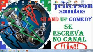 JEFFERSON SANTOS STAND UP COMEDY SHOW LIVRE