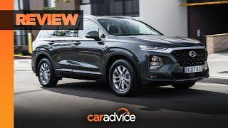 2019 Hyundai Santa Fe Active diesel review | Family SUV test
