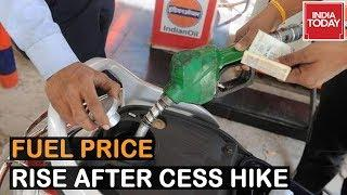 Petrol, Diesel Prices Soar By Rs 2.5 After Govt Raises Tax In Budget 2019