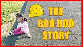 Boo Boo Story From Kayla! Boo Boo Song Story For Kids