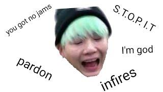 BTS meme jokes