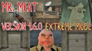 Mr Meat Version 1.6.0 Extreme Mode Full Gameplay With Extra Locks iOS, Android