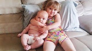 Funniest Siblings Baby Moments In Our Life - Funny Cute Baby Videos