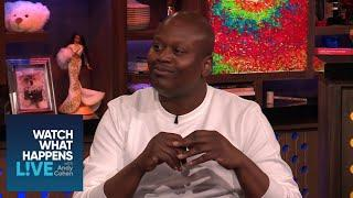 Tituss Burgess on Working with Eddie Murphy | WWHL