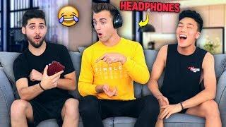 Prank Calling Fans Without Hearing Them..