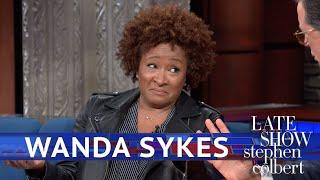 Wanda Sykes' Kids Are Being Raised French