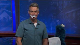 WGN producer performs jokes with Cookie Monster