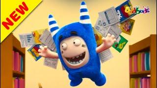 Oddbods | New |  HUNGER FOR KNOWLEDGE | Funny Cartoons For Kids