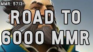 I'm playing DOTA | Road to 6000 MMR | Dota 2 Live