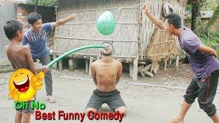 Must Watch????????New Very Funny Video || Village Boys Comedy Video 2019 By Pangku Mama