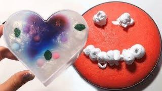Relaxing Sounds & Satisfying Slime ASMR video #19