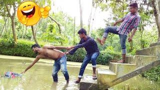 Must Watch New Funny???? ????Comedy Videos 2019 - Episode 29 Best Comedy Vines    Famous Emon   