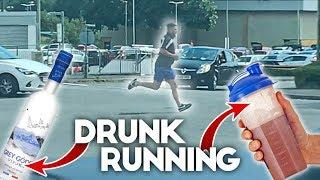 WORKING OUT DRUNK GONE WRONG PRANK