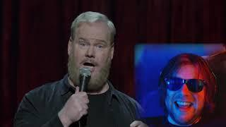 JIM GAFFIGAN - Losing Arguments with Your Wife After Her Brain Surgery - REACTION