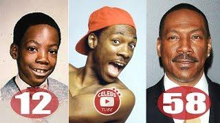 Eddie Murphy ⭐ Transformation From 12 To 58 Years Old