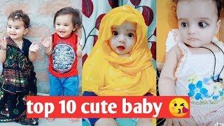 Baby Tik Tok Videos || Funny CUTE BABY Dubsmash Latest 2019 Collection