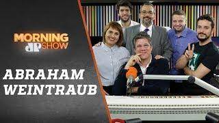 Abraham Weintraub - Morning Show - 01/08/19