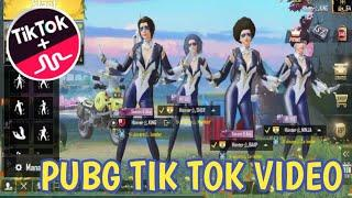 PUBG TIK TOK FUNNY MOMENTS AND FUNNY DANCE (PART 37)    BY PUBG TIK TOK