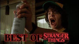 Stranger Things 3 Funniest Moments - Part 1