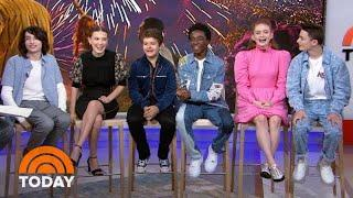 'Stranger Things' Teens Dish On The Return Of The Hit Show | TODAY