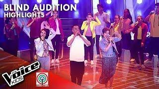 Coach Lea, Bamboo & Sarah return with a show-stopping performance   The Voice Kids Philippines 2019