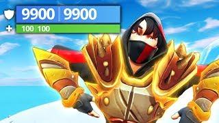 HE HAS 9000+ SHIELD?!! - Fortnite Funny WTF Fails and Daily Best Moments Ep. 1197