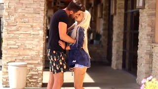 The best kissing prank compilation - part 04