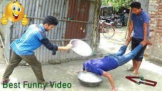 Must Watch????????Best Funny Comedy Video || New Village Funny 2019 By Pangku Mama