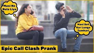 Epic - Call Clash Prank on Cute Girls  #10  | The HunGama Films