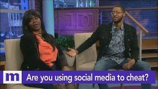 Are you using social media to cheat? | The Maury Show