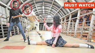 Real Ghost Girl Prank (Part 2) (PRANK GONE WRONG) | Pranks In India |The Japes