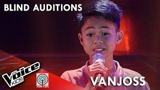 My Love Will See You Through by Vanjoss Bayaban   The Voice Kids Philippines Blind Auditions 2019